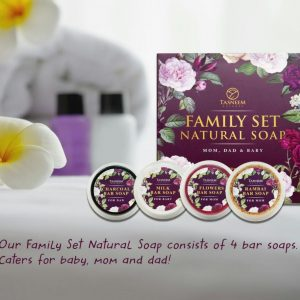 Family Set Soap